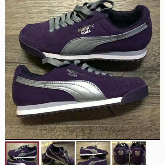puma roma purple - 55% OFF - teknikcnc.com
